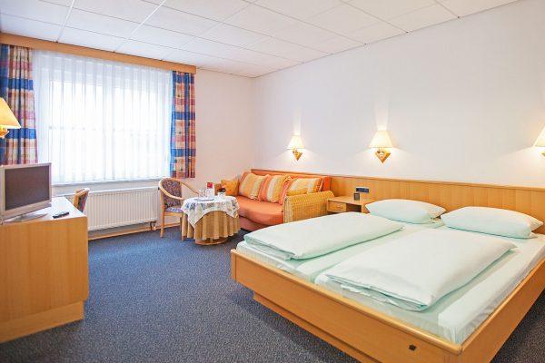 Zum Bräu-Toni Doppelzimmer